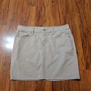 Denizon Denim Skirt - Sz 14.